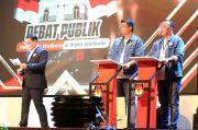 Singgung Petahana di Debat, Aulia : Maaf Bang Akhyar Jawabannya Kurang Mengena