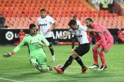 Thibaut Courtois Frustrasi Valencia Dapat Tiga Tendangan Penalti