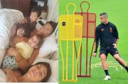 Gaya Tidur Tidak Biasa Cristiano Ronaldo
