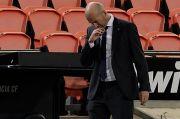 Zidane Tetap Bela Pemain Real Madrid walau Kalah Memalukan