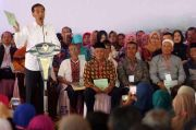 Ada COVID-19, Jokowi Turunkan Target Penerbitan Sertifikat Tanah