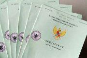 Cegah Pemalsuan, Menteri ATR akan Keluarkan Sertifikat Tanah Elektronik