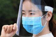 Tetap Pakai Masker walau Ber-Face Shield