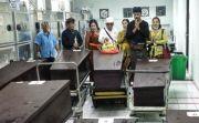 30 Jenazah Misterius di Denpasar Dikremasi lalu Dihanyutkan