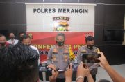 Edarkan Sabu, Dua Pemuda di Merangin Dibekuk Polisi