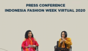 Indonesia Fashion Week 2020 Tetap Ada Namun Virtual