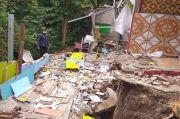 La Nina Mulai Terasa di KBB, 4 Rumah Rusak Akibat Longsor