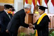 Konsisten Ceramah Kebangsaan, Habib Luthfi Dianugerahi Honoris Causa