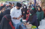 Bobby Nasution Datang ke Kampung Nelayan dan Masjid Jami Hanifah