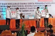 Survei Charta Politika: Panca-Ardani Unggul di Pilkada Ogan Ilir