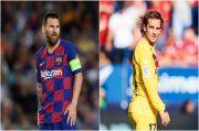 Griezmann dan Messi Bakal Sulit jika Gabung di Atletico Madrid
