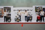 Kupas Tuntas Fitur, Desain, Rangka dan Mesin All New Honda Scoopy