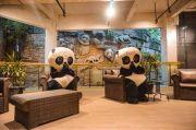 Rasakan Sensasi Menginap Bersama Panda di Royal Safari Garden