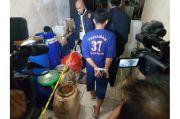 Dicampur Bahan Kimia, Produk Madu Palsu asal Kembangan Berbahaya Dikonsumsi