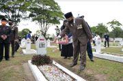Taman Makam Pahlawan Pekanbaru Jadi Sasaran Pencurian