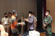 Plt Wali Kota Bengkulu Minta Pihak BPN Permudah Pelayanan Masyarakat