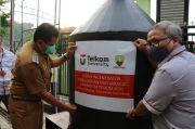 Telkom University Hibahkan 2 Produk Inovasi Pembakaran Sampah Modern
