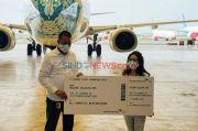 Kena Effect Macet Kepulangan Habib Rizieq, Garuda Sediakan Refund Tiket Gratis