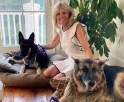 First Dogs Champ dan Major Bakal Segera Menghuni Gedung Putih