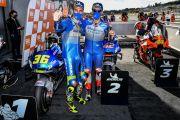 Suzuki Pastikan Tak Ada Team Order di Dua Balapan Tersisa
