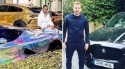 Ketika Messi, Aubameyang, Bale Sewa Mobil Mewah Ketimbang Beli Baru