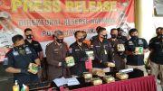 Bawa 10,9 Kilo Sabu, Dua Warga Madura Terancam Hukuman Mati
