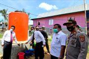 Warga Bontoa Maros Akhirnya Nikmati Air Bersih Gratis