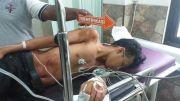 Tiga Pemuda Dibacok Secara Brutal oleh Kawanan Begal di Palembang