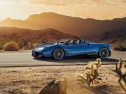 Karirnya Berakhir, Selamat Tinggal Pagani Huayra Roadster