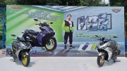 Yamaha Indonesia Pastikan Aerox Lawas Tetap Diproduksi dan Dijual
