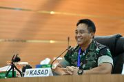 Kasad Andika Beri Penghargaan kepada Prajurit Pindah Tugas di Kampung Halaman