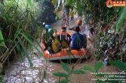 Hendak Ambil Sendal, Bocah di Bogor Tewas Terseret Arus Kali Cikalang