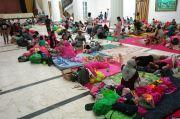 Sudinsos Jakpus Pastikan Pengungsi Korban Banjir Tak Kelaparan