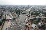 11 Bulan Gratis, Tol Jakarta-Cikampek II Elevated Segera Berbayar