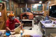Ini Tempat Nongkrong Baru di Belitung, Bisa Makan Pizza Buatan Chef Asli Italia