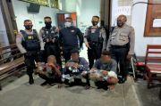Miliki 6 Paket Ganja, Polisi Amankan Tiga Orang Pemuda