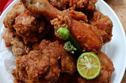 Ayam Goreng Terasi ini Rasanya Mantul Banget, Coba Bikin Yuk!