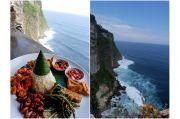 Nikmatnya Bersantap Dikelilingi Pemandangan Bukit di Malini Agro Park, Bali