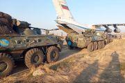 20 Pesawat Kargo Militer Angkut 400 Tentara Rusia Mendarat di Armenia