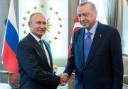 Erdogan pada Putin: Gencatan Senjata Nagorno-Karabakh Langkah Tepat