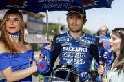 Peran Pembalap Penguji Suzuki Dapat Pujian Brivio