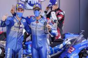 Resep Tim Suzuki Moncer di MotoGP 2020