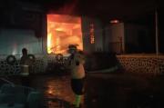 10 Kontainer Mebel Jepara Siap Ekspor Ludes Terbakar, Kerugian Rp15 M