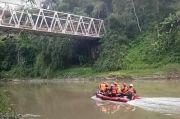 Nekat Lompat dari Jembatan Sungai Serayu, Kakek Rasiwan Belum Ditemukan