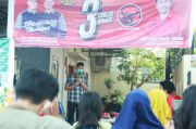 Warga Barombong Ingin Pemimpin Seperti Syamsu Rizal-Fadli Ananda