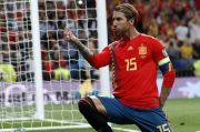 Sembilan Laga Lagi, Sergio Ramos Lampaui Rekor Dunia
