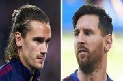 Paman Griezmann Bongkar Keborokan Lionel Messi