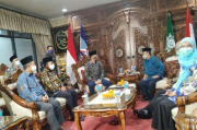 AHY Sebut Muhammadiyah-Demokrat Sama Sikap soal UU Cipta Kerja