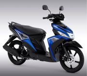 Terus Up To Date Yamaha Mio M3 Hadir dengan Warna Baru