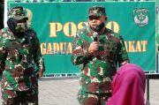Prajurit TNI yang Teriak Kami Bersama Habib Rizieq Ditahan 14 Hari